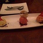 Dessert: sorbetti