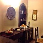 Main breakfast room