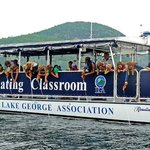 You'll learn what makes Lake George unique!