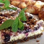 Blueberry Cheescake