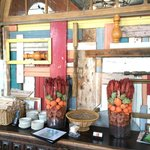 Great food and decor at Veracruz
