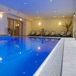 Hallenbad im Aktiv & Vital Hotel Thüringen