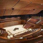 Soka Performing Arts Center Interior