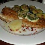 Plato de Pescado delicioso/ Fish dish delicious
