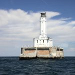 One of the many beautiful lighthouses you'll learn about.