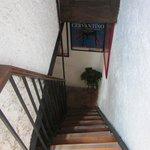 Escalera de Primer a Segundo piso