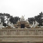 La fuente de Neptuno o Neptunbrunnen