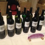 From the natural wine tasting