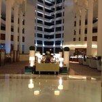 lobby.