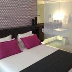 chambre inspira hotel
