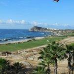 Breakfast view from Girasoles