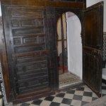 Door to our room