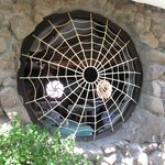 Bogles Round House window