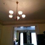 Great lighting in each room