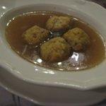 zuppa di canederli