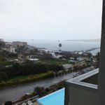 vista verso il porto