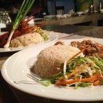 Rice & Seafood