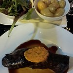 Beef Steak...French style