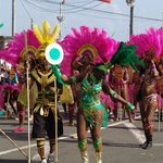The Tobago Carnival a colourful bonus