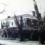 Image of historic Anchorage House, home to Civil War Era Commodore Whittle.