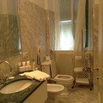 bathroom in suite 237