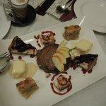 Dessert - Variationen - lecker........!!!