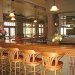 Grab a chair at our bar!