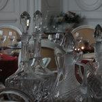 Manoir des Forges: la salle à manger