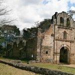 restos del primer asentamiento colonizadores españoles