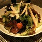 Fig & Olive salad