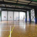 deserted gym