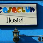 cartel y logo de casaclub