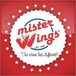 Mister Wings Logo