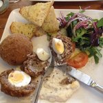 Scotch eggs from heaven!