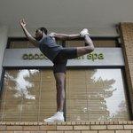 Yoga Instructor, Benji Adeyemo