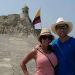 Polo garcia en Cartagena