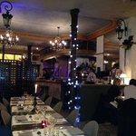 le restaurant l'autobus Imperial Paris