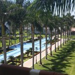 View from room at riu jalisco