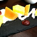 Breakfast Starter...fruit platter.