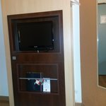 TV and storage