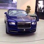 Sim, tem até Rolls Royce