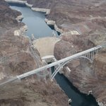 Hoover dam on way to Grand Canyon