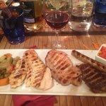 Carne, vino e buona compagnia!