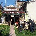 Ayasofya ASMAALTI cafe restaurant
