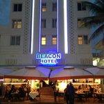 Beacon at Night