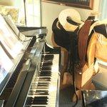 More grand piano