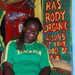 On Jamaica day at Ras Rody's