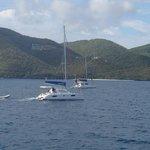 sailing to jost van dyke