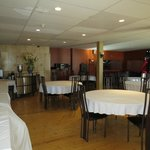 weddings and receptions fro up to 46