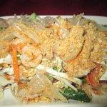 Pomelo salad with shrimp - popular choice
